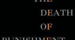 the death of punishment book cover