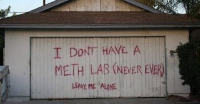 Ohio Courts Follow Meth Lab Law Not The Constitution