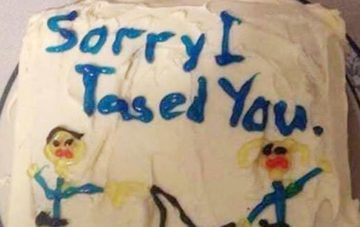 Sweet Tea Tasers Amp Cake A Recipe For Michael Wohlers